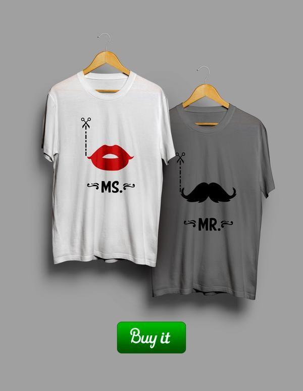 || Рекомендуем носить на пятничные тусовки. Пусть все знают, что ваше сердце уже пренадлежит кому-то. Только потом утром случайно не перепутайте футболки между собой.  #together #love #couple #husband #wife #forever #heart #любовь #girlfriend #boyfriend #Tshirt #любовь #пара #mr #ms