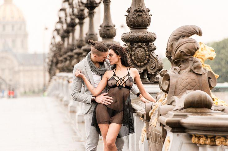 Shades of Love in Paris - Sesje zdjęciowe - Axami