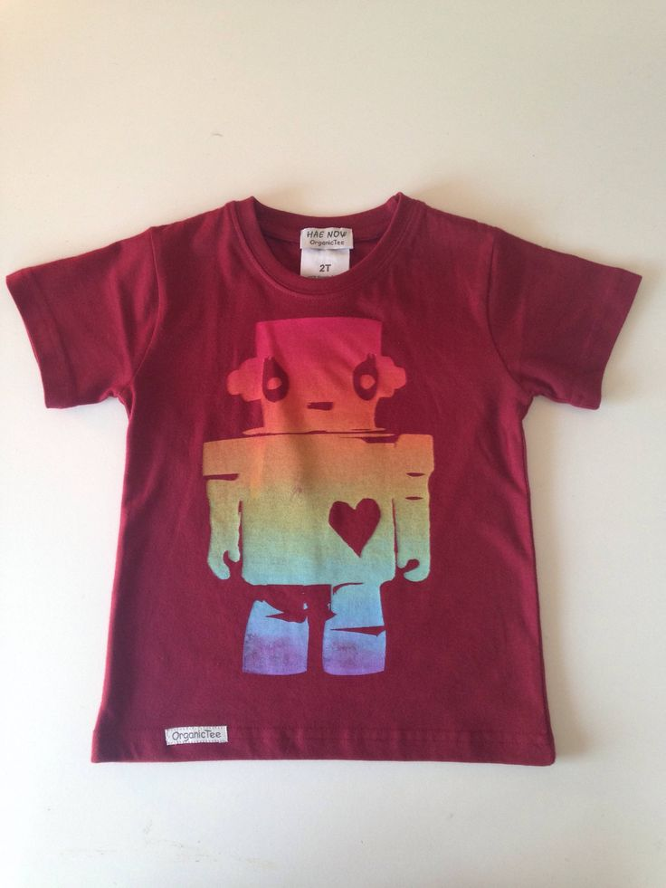 Excited to share the latest addition to my #etsy shop: Robot Girl: Hand Printed 100% Organic Cotton Original Mushpa + Mensa Design Toddler/Youth T-Shirt http://etsy.me/2A3ygkO #r #children #robot #robotgi #organiccotton #handprinted #art #design #tshirts #screenprinted