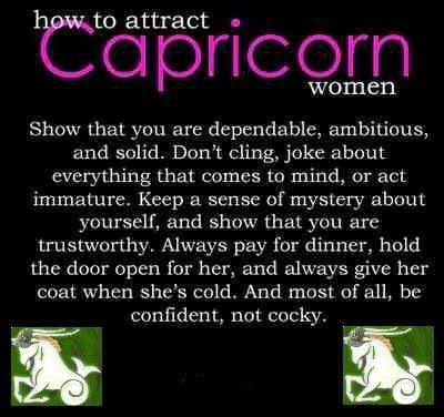 Capricorn Women Confident not cocky!!! Cd | Capricorn ...