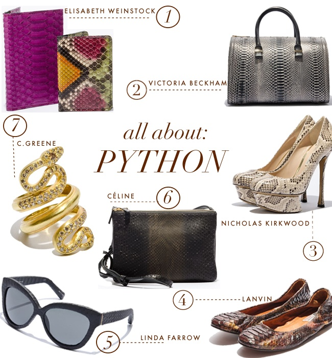 all about: python - Four One One   Four One One