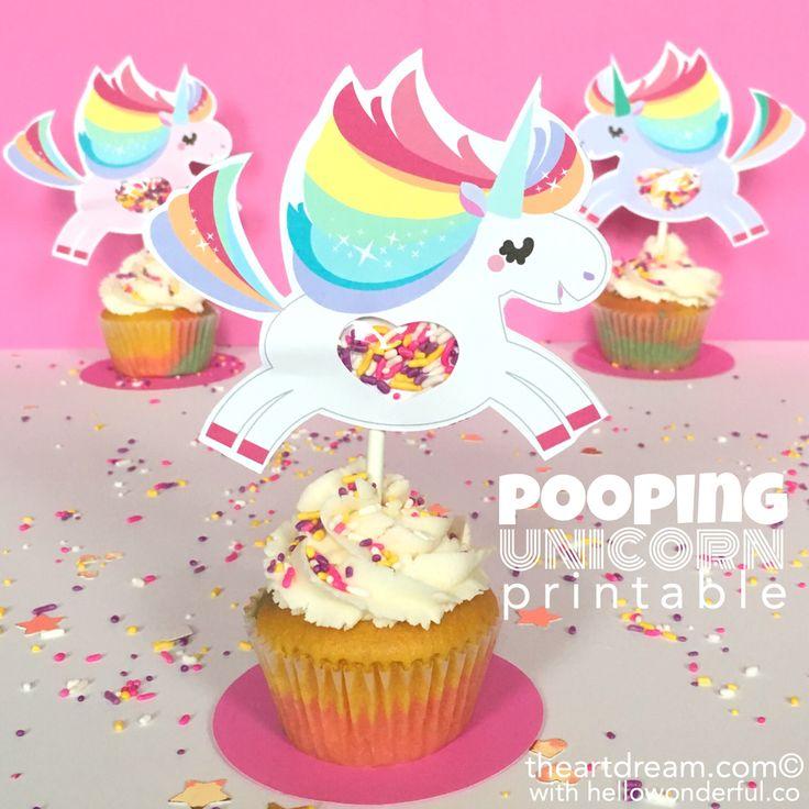 Best 25 Unicorn Cake Topper Ideas On Pinterest Fondant