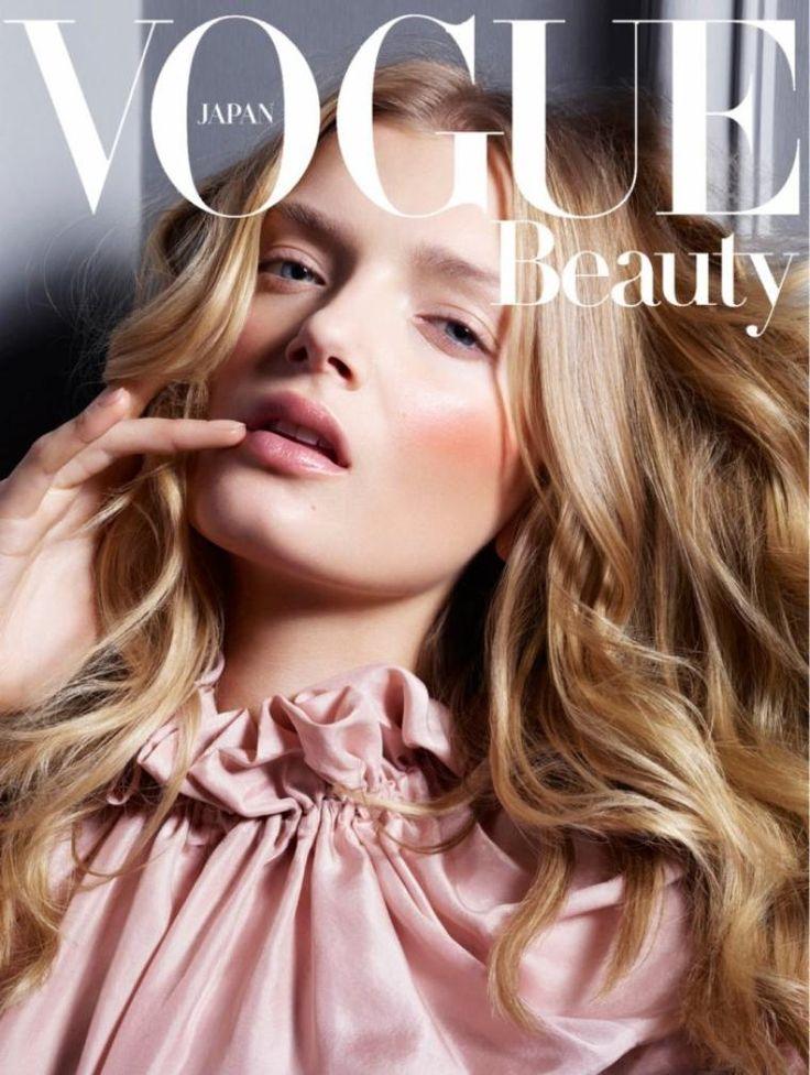 Vogue Japon Beauty Août 2011