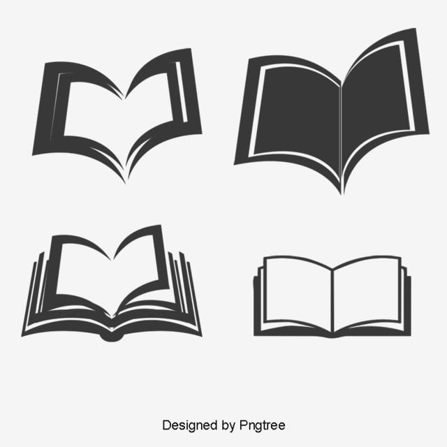 Fig Vector Material Open Book Book Clipart Flipbook Open Book Png Transparent Clipart Image And Psd File For Free Download Open Book Book Icons Book Artwork