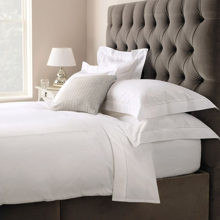 Pimlico Bed Linen Collection - Bed Linen | The White Company