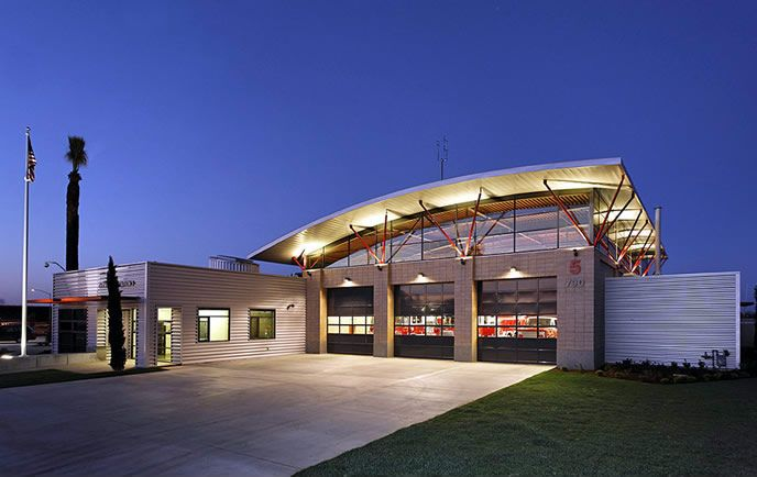 41 Best Images About Fire Stations On Pinterest