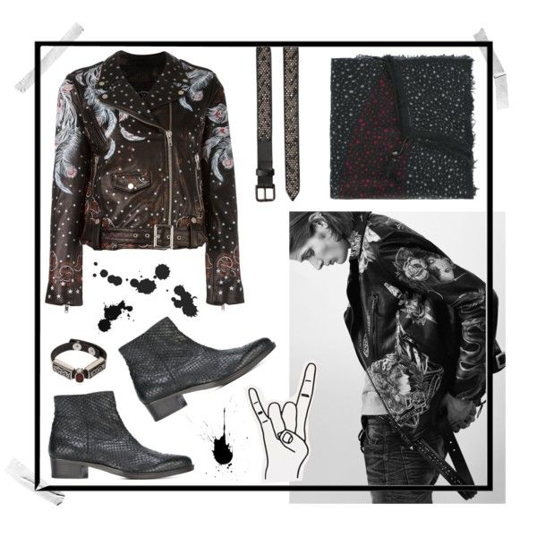 Rock 'N' Love // The new F/W 2016 Colection by HTC Los Angeles