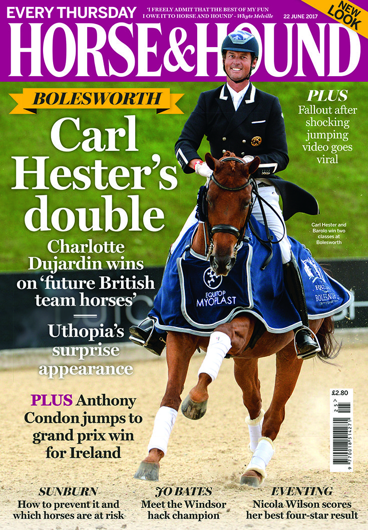 Horse & Hound is out now! Find out what's inside the 22 June issue...