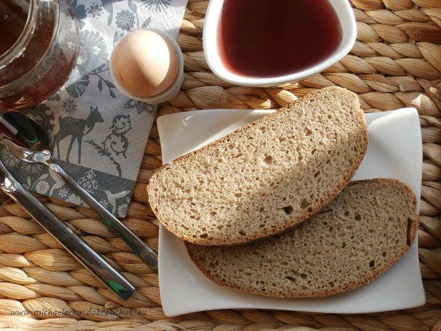 Dobrou chuť: Kraslický chleba
