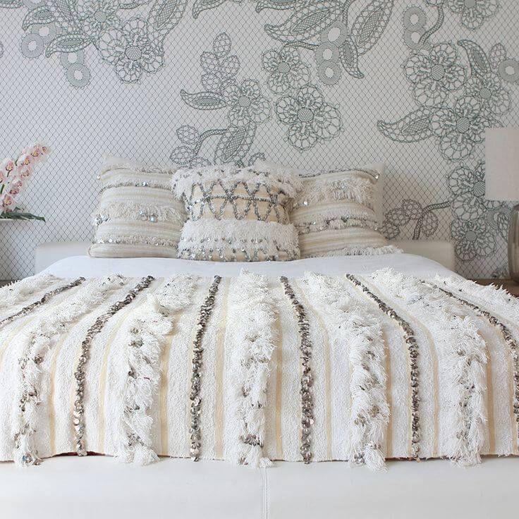 Les 25 meilleures id es de la cat gorie d co marocaine sur for Decoration chambre nuptiale