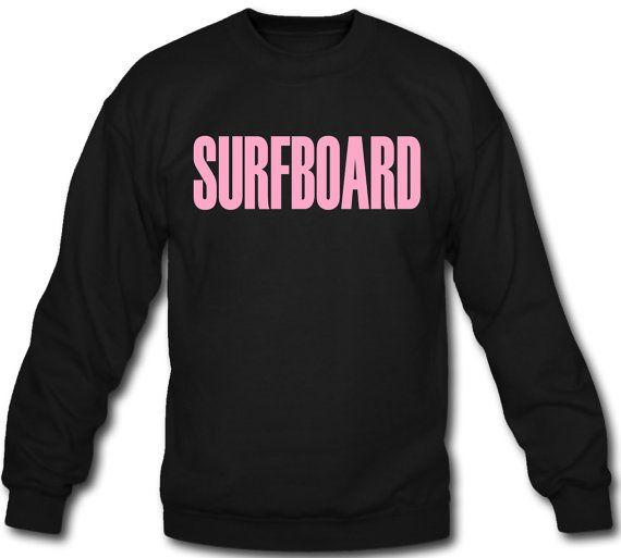 Beyoncé Surfboard Crewneck Sweatshirt