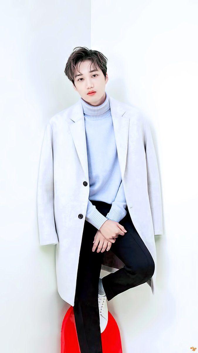Kai EXO ❤️-❤️