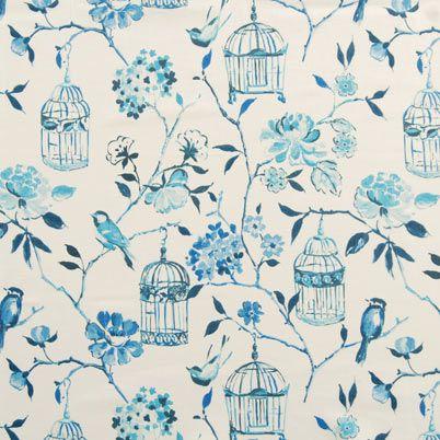 Geisha Curtain Fabric