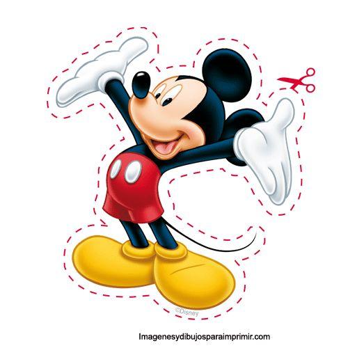 Disney para recortar
