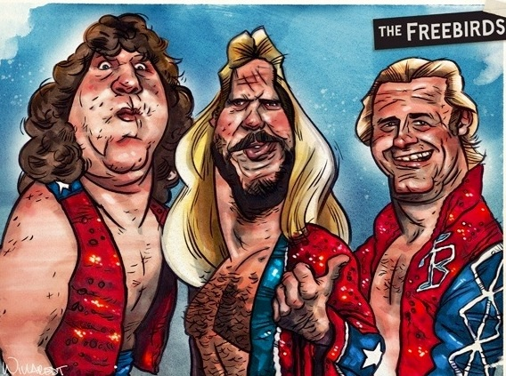 The Fabulous Freebirds