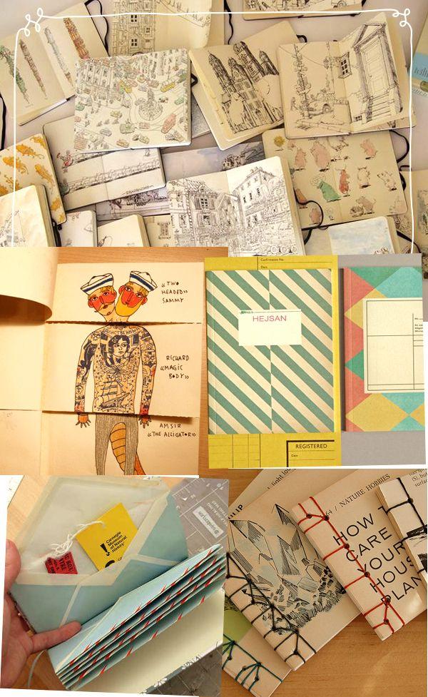 sketchbooks #inspiration