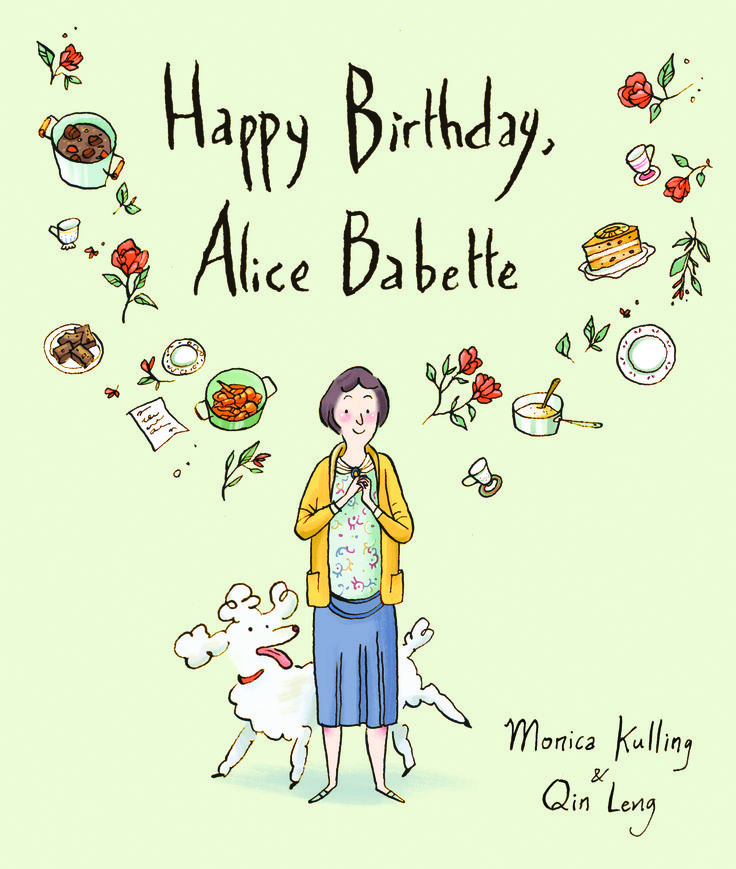 It's Alice's birthday! But her friend Gertrude seems to have forgotten. No matter, Alice goes out and enjoys her day just the same. A beautiful spring afternoon in Paris — what could be better? Little does she know that her dear friend has a few surprises up her sleeve.