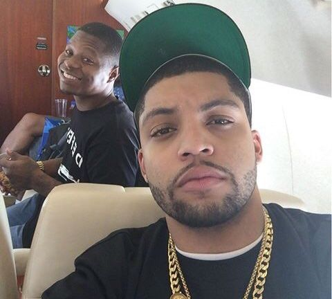 Check out our latest hottie on the look out. Mr. O'shea Jackson Jr.