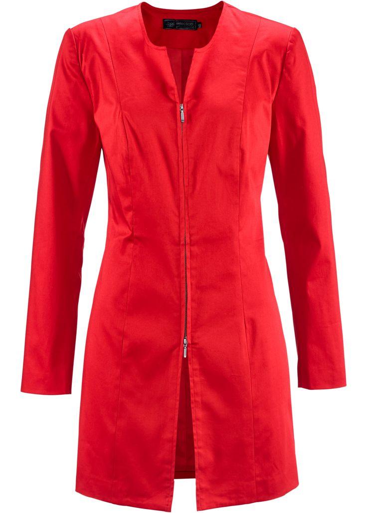 Longblazer erdbeere - bpc selection jetzt im Online Shop von bonprix.de ab € 19,99 bestellen. Mit diesem stilvollen Longblazer sind modebewusste Damen zu ...