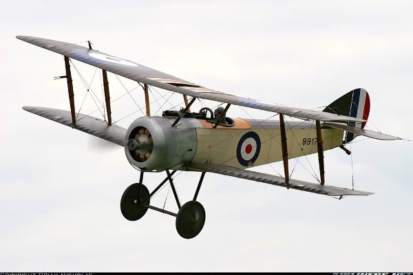 Performing at the Shuttleworth Collection's final air display of 2015. - Photo taken at Old Warden - Biggleswade in England, United Kingdom on October 4, 2015.