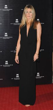 Jennifer Aniston Evening Dress