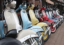 Planet Vespa - Vintage Vespa Scooter Sales : Company Info.