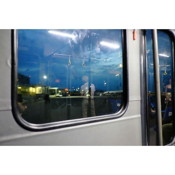 Untitled #skantzman #heraklion #crete #reflection #fuji #xe2s #28mm #bus #window #flash #colour #velvia #airport #athens #greece #manolisskantzakis #photography