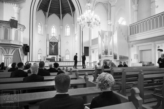 salla vesa photos // Wedding ceremony / hääkuvaus kirkossa // © valokuvaaja / photographer Salla Vesa // salla.vesa (a) gmail.com // https://www.facebook.com/sallavesaphotography // https://www.instagram.com/sallavesaphoto/ valokuvaaja Lahti valokuvaaja Hollola hääkuvaaja lahti hääkuvaaja hollola