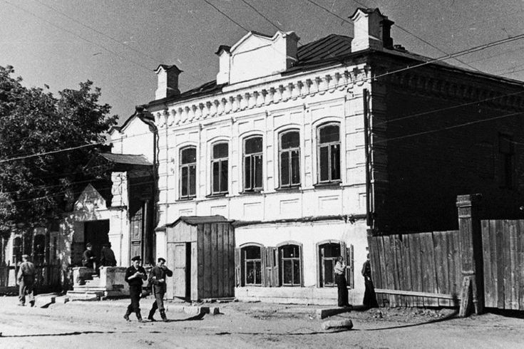 1952 г. Здание народного суда