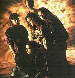 High school flashback...Chris Cornell, Stone Gossard, Jeff Ament, Mike McCready, Matt Cameron, and Eddie Vedder