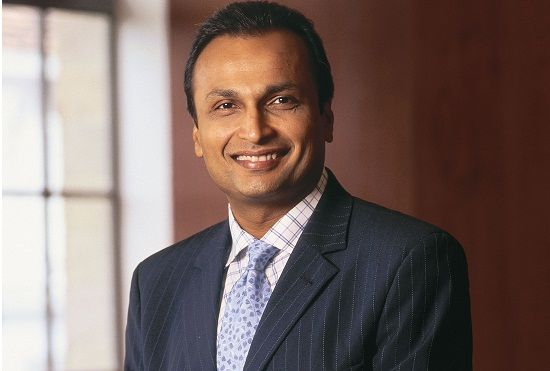 Anil Ambani Net Worth and Biography