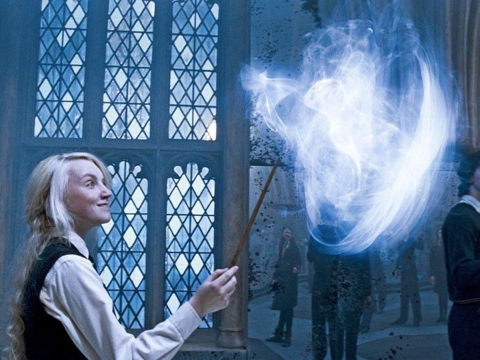 """Earlier this week, J.K. Rowling–sorry, Queen J.K. Rowling–hinted at a possible new quiz on her interactive Harry Potter website, Pottermore. Currently, users canfind out which Hogwarts house they sort into and can be""""fitted"""" for a wand through a short series of questions. Sunday evening, Rowling took to Twitter to answer fan questions and dropped a bombshell: in addition to the Sorting Hat and Ollivander's Wand Shop, fans may soon be able to take aPatronustest.   It's a great week for…"""