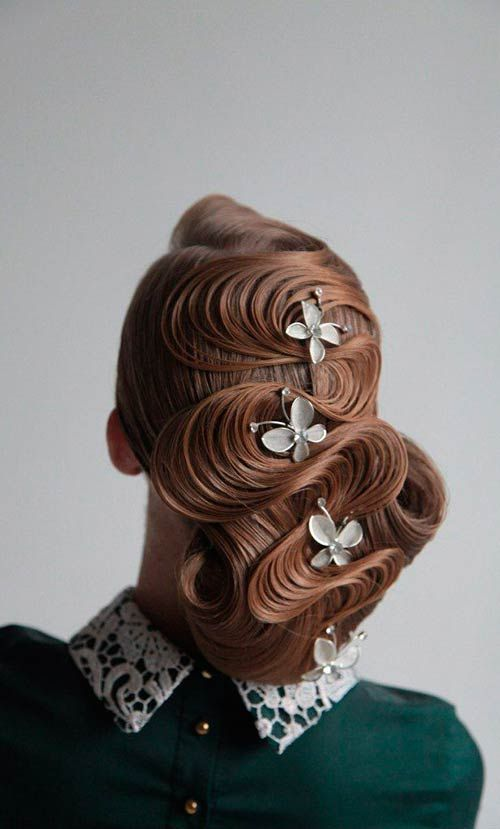 Most Artistic Hairstyles for Women  #hairstyles #artistichairstyles
