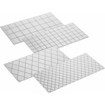 Walmart: Cake Boss Decorating Tools 4-Piece Quilted Fondant Imprint Mat Set