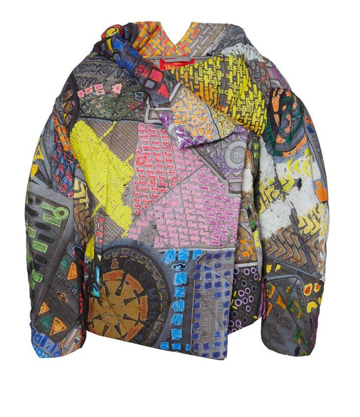 Manhole Albrecht Short Coat #SS16