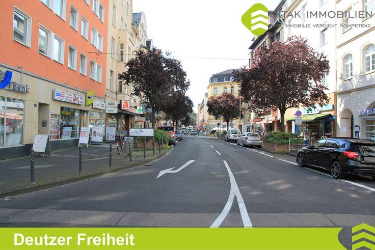 Köln-Deutz-Deutzer Freiheit