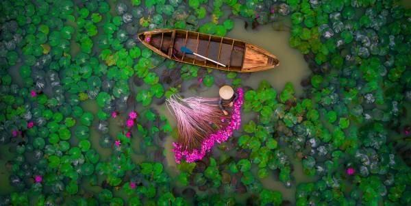 Il mondo visto da un drone: le suggestive immagini vincitrici di Dronestagram