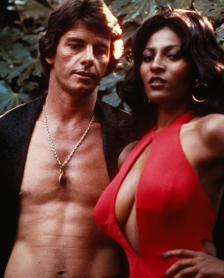Peter Brown and Pam Grier, Foxy Brown (1974)