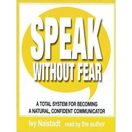 how to speak boldly without fear