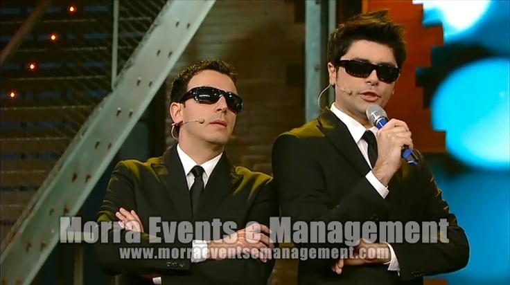 Gigi e Ross http://www.morraeventsemanagement.com/made-in-sud.html #madeinsud #cabaret #comici #eventi #leiene