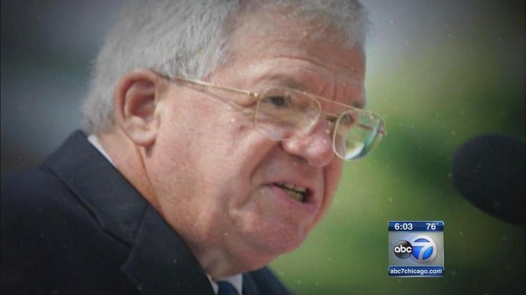 Dennis Hastert hospitalized after stroke, sepsis, attorney says | abc7chicago.com