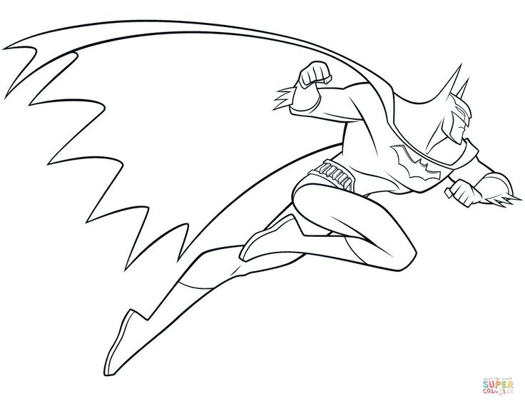 7 best Batman Coloring Pages images on Pinterest | Batman ...