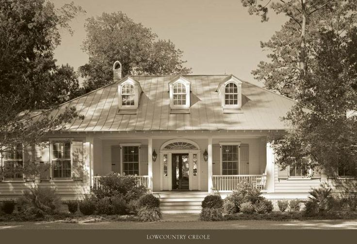 Low country creole sweet southern dreams pinterest for Historical concepts architects