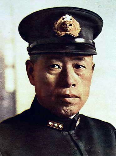 """Fleet Admiral Isoroku Yamamoto. Commander of the Dec. 7, 1941 attack on Pearl Harbor, Hawaii. Commander-in-Chief of the Imperial Japanese Navy 1939-1943. The plane carrying him was shot down by the Americans in 1943. ...""""Even a burglar hesitates to go back for more."""" Isoroku Yamamoto"""