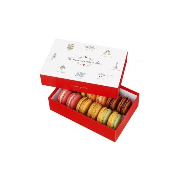 Order macarons online: Mogador, Infiniment Rose… Pierre Hermé Paris ($31) ❤ liked on Polyvore featuring accessories, eyewear, sunglasses, rose sunglasses and rose glasses