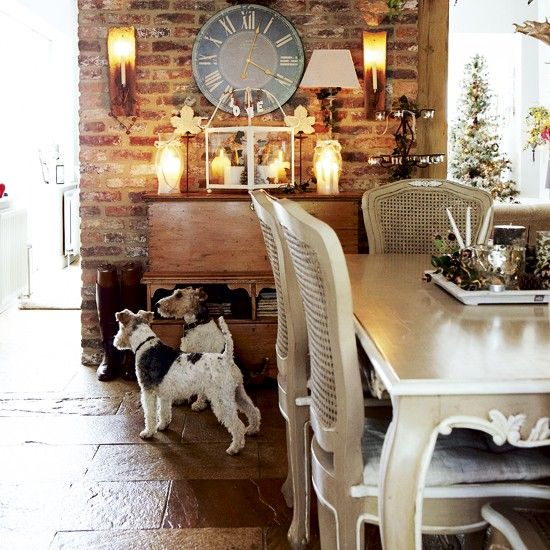 Stable To Manor - Warm dining room | Classic dining room | housetohome.co.uk