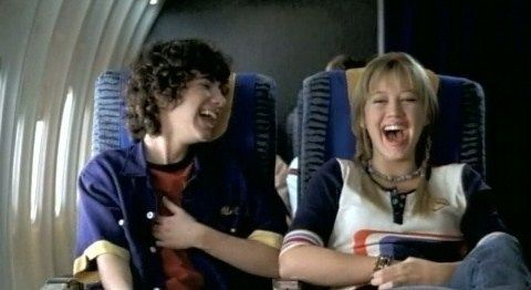 Admit it: you waited four years for Lizzie McGuire to finally see Gordo the same way he saw her. heck ya.