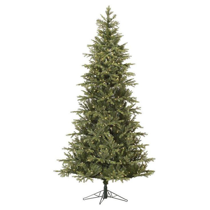 Vickerman Elk Frasier Pre-lit LED Christmas Tree - A144056LED