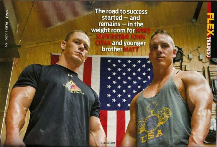John cena and is brother. Matt cena   John Cena 2 ...