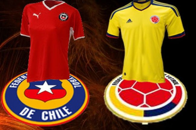 Copa America semi live: Colombia v Chile weather delay goals video score James Sanchez